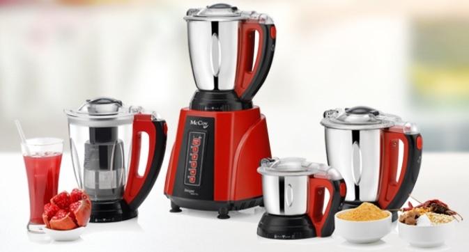 Food processors with mixer grinder